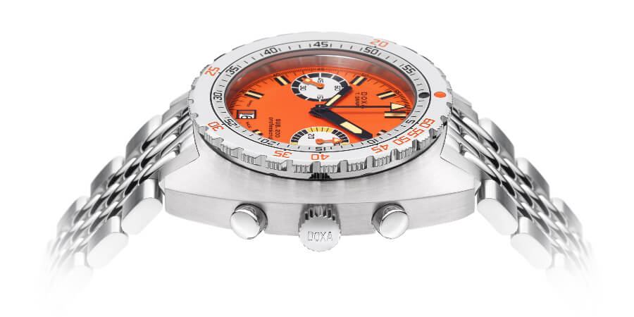 Doxa Sub 200 T.Graph in Stainless Steel Watch Review