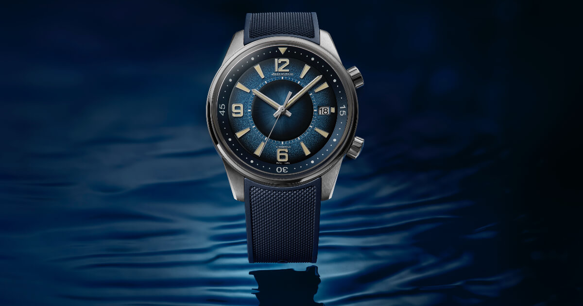 Jaeger-LeCoultre Polaris Date In Limited Edition (Price and Specs)