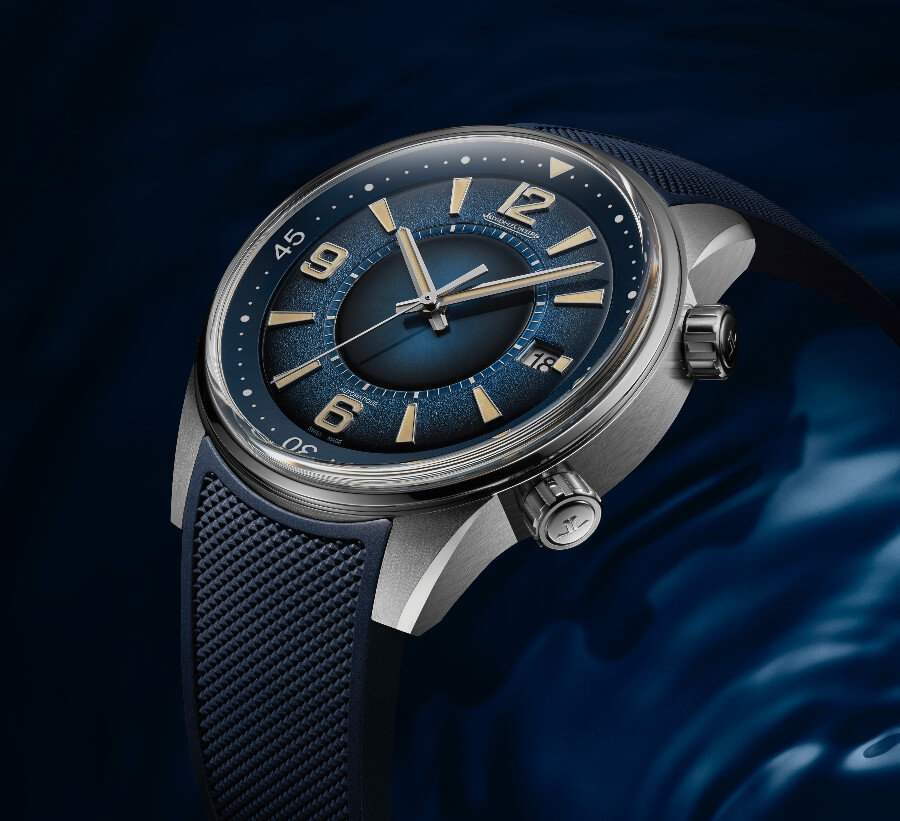 The New Jaeger-LeCoultre Polaris Date In Limited Edition