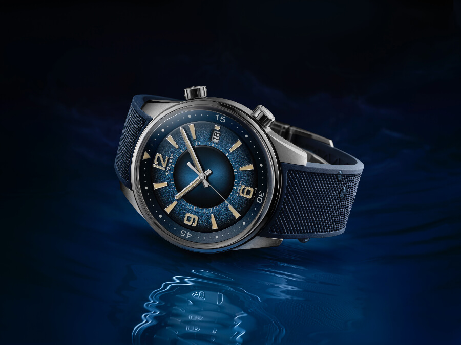 Jaeger-LeCoultre Polaris Date In Limited Edition Watch Review