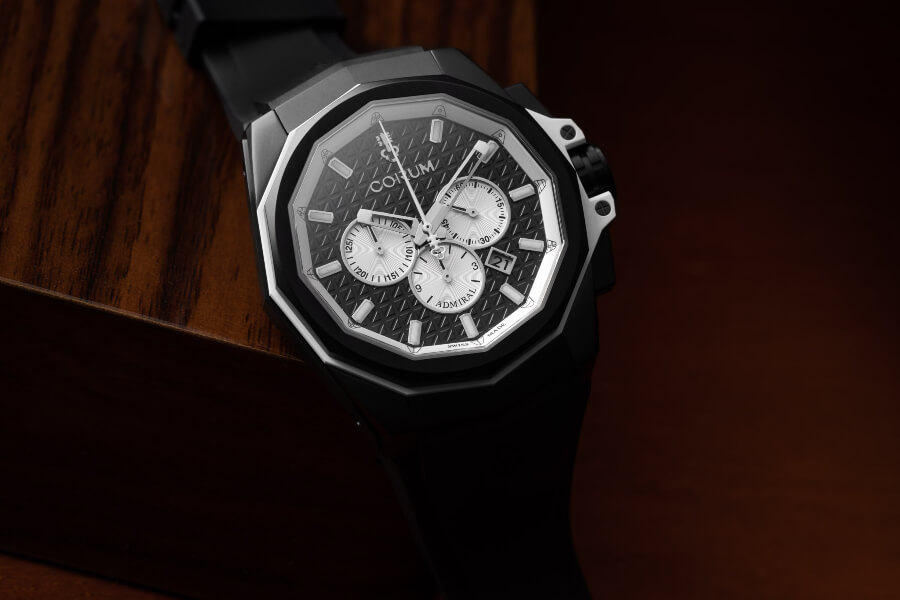 Corum Admiral AC-One 45 Chronograph Watch Review