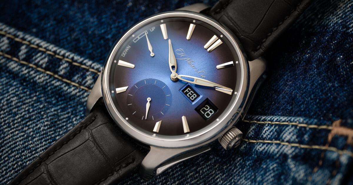 H. Moser & Cie. Pioneer Perpetual Calendar MD (Specs and Price)