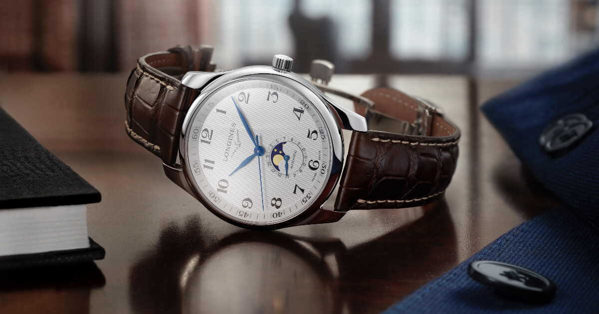 The Longines Master Collection (Price and Specifications)