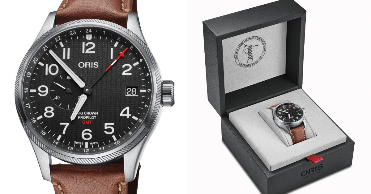 Oris 56th Reno Air Races Limited Edition (Price and Specifications)