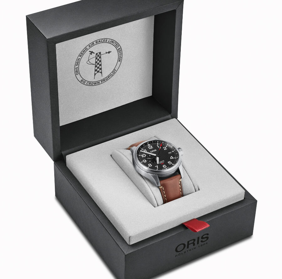 Oris 56th Reno Air Races Limited Edition Full Box