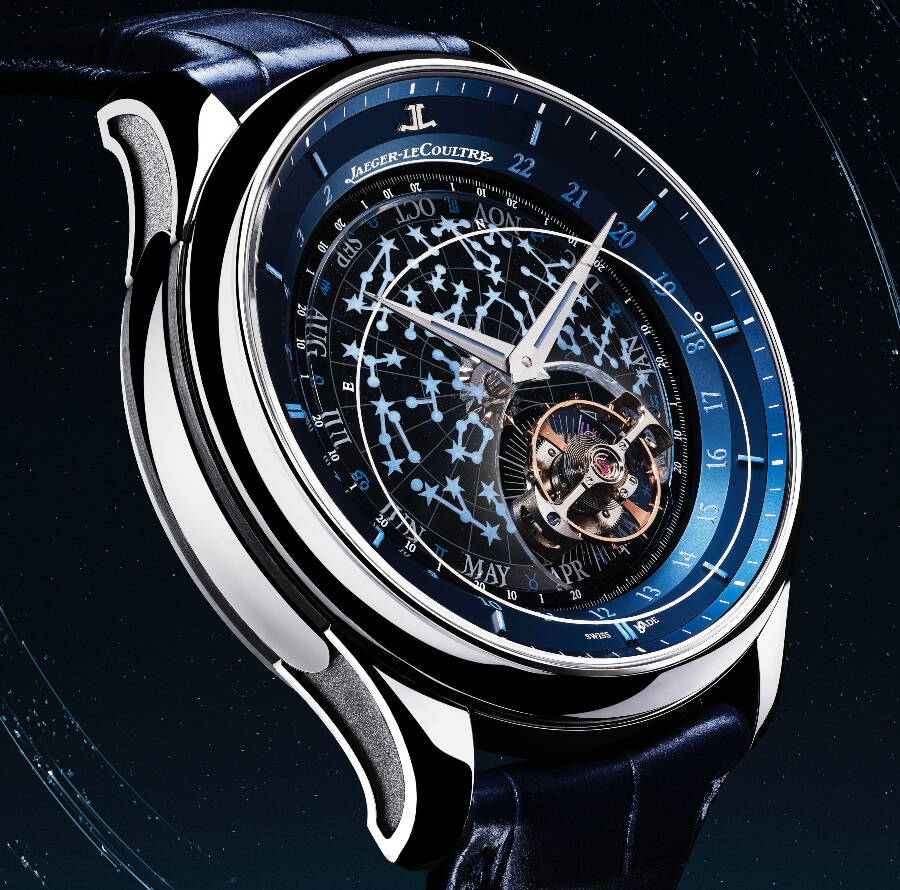 The New Jaeger-LeCoultre Master Grande Tradition Tourbillon Céleste