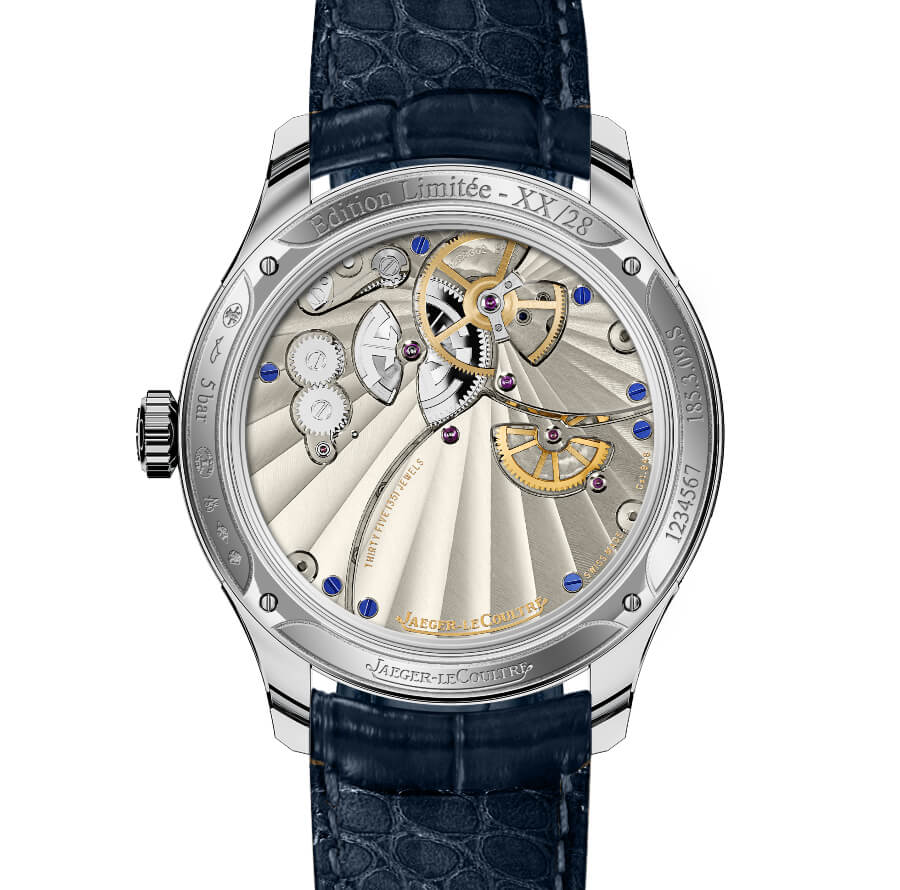 Jaeger-LeCoultre Master Grande Tradition Tourbillon Céleste Movement