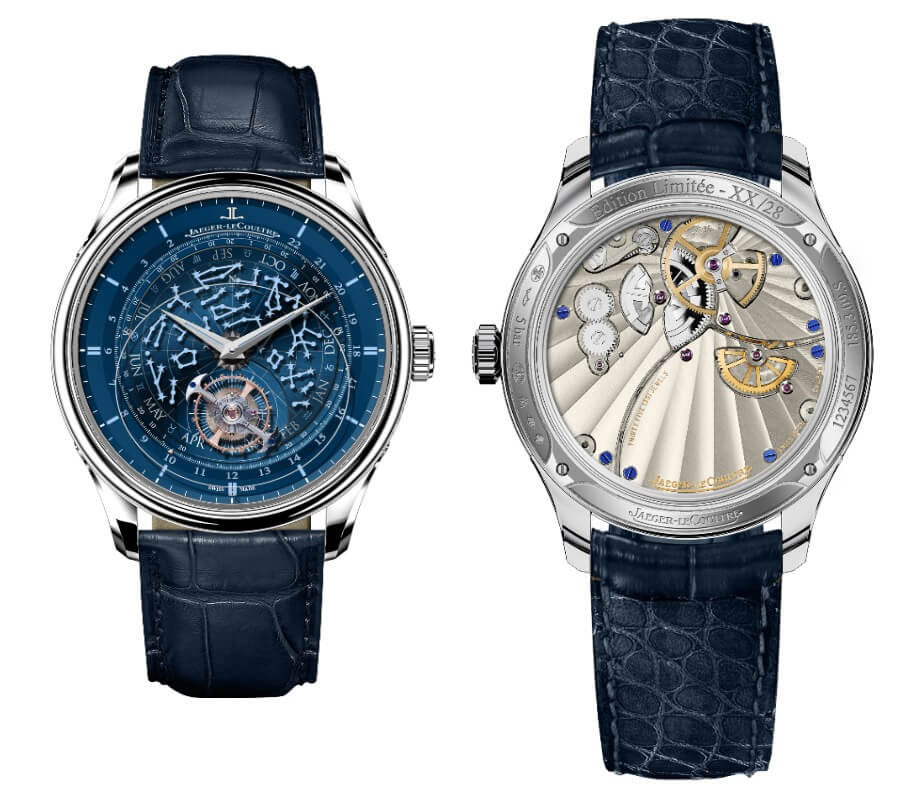 Jaeger-LeCoultre Master Grande Tradition Tourbillon Céleste Watch Review