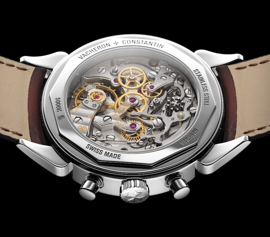 Vacheron Constantin Chronograph Movement