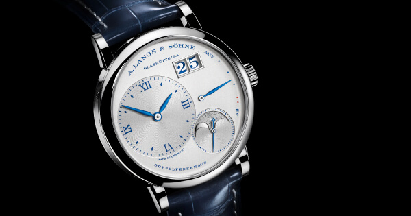 "A. Lange & Söhne Little Lange 1 Moon Phase ""25th Anniversary"" (Price and Specifications)"