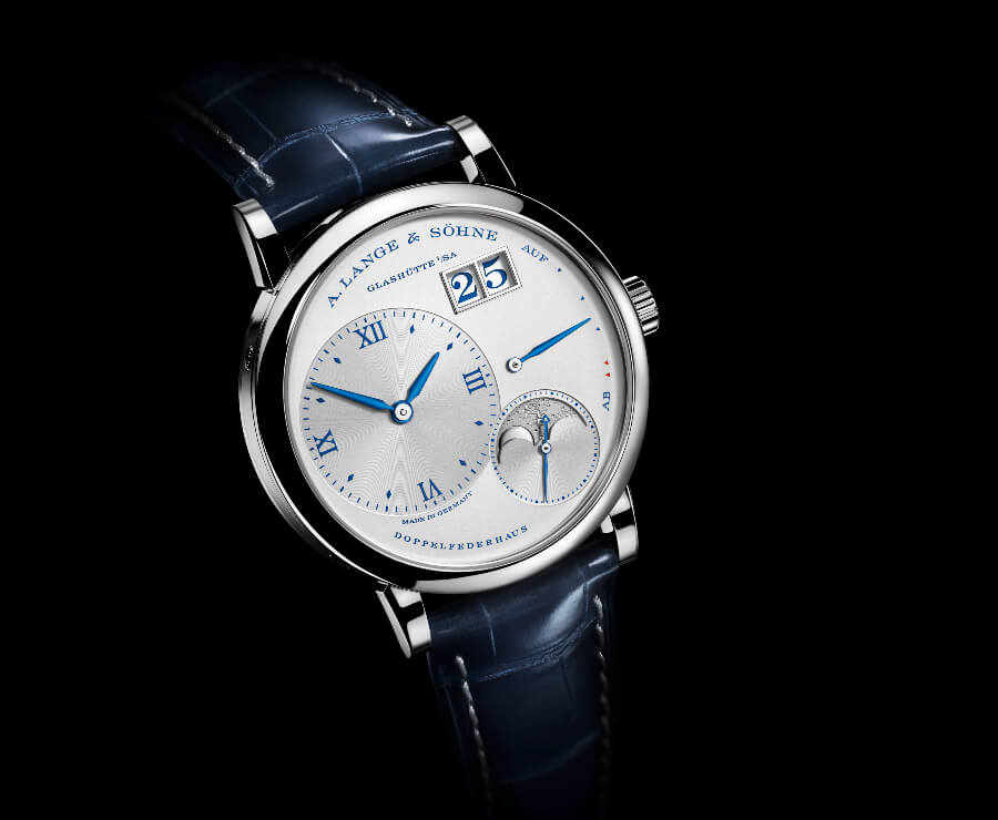 "The New A. Lange & Söhne Little Lange 1 Moon Phase ""25th Anniversary"""