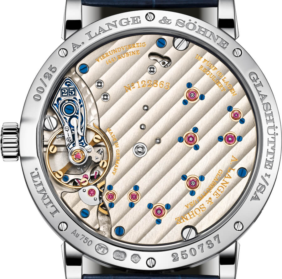 A. Lange & Söhne Best Watch Movement