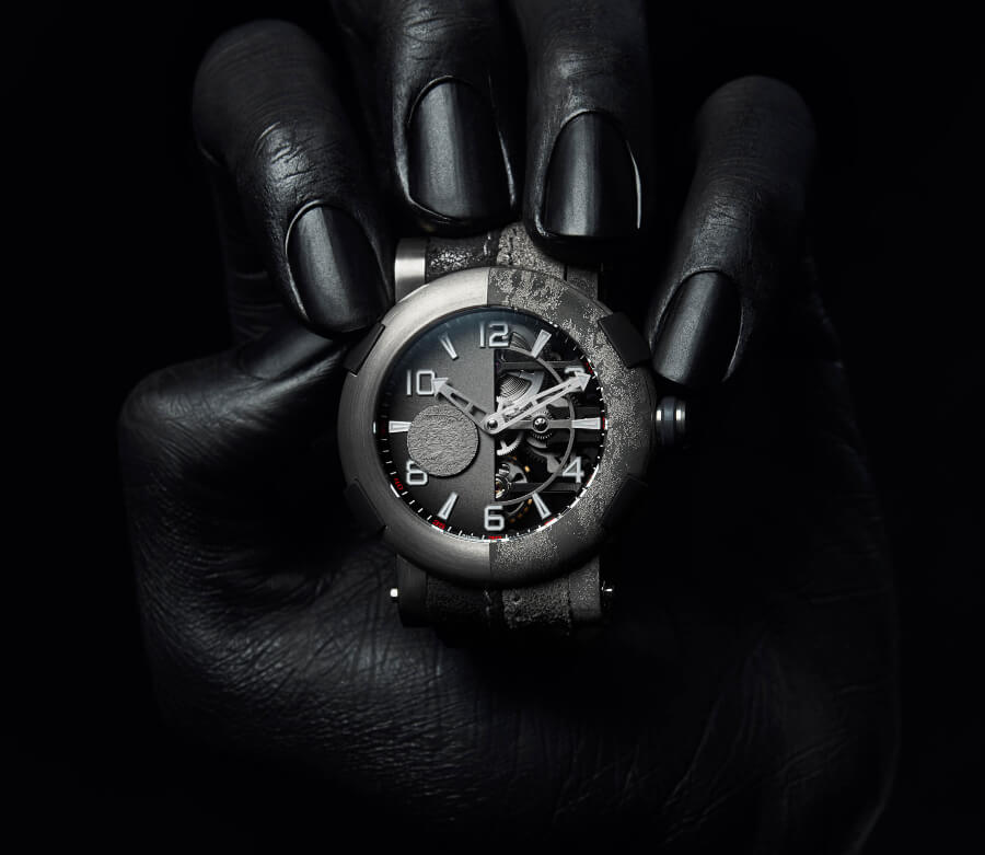 RJ Arraw Two-Face Men Watch