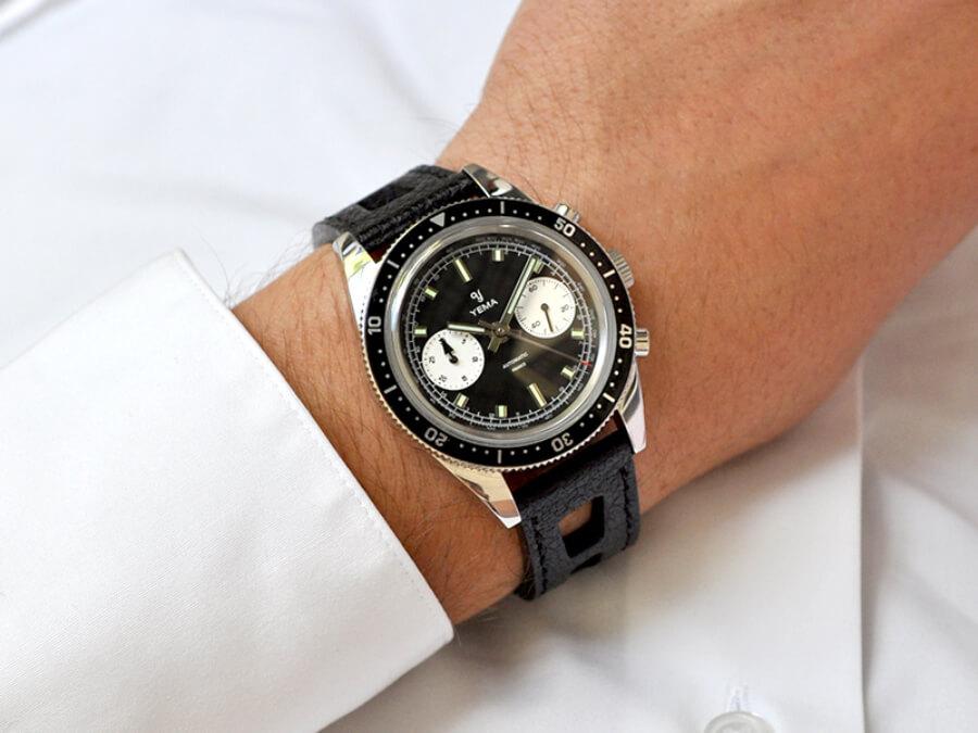 Yema Speedgraf Watch Review