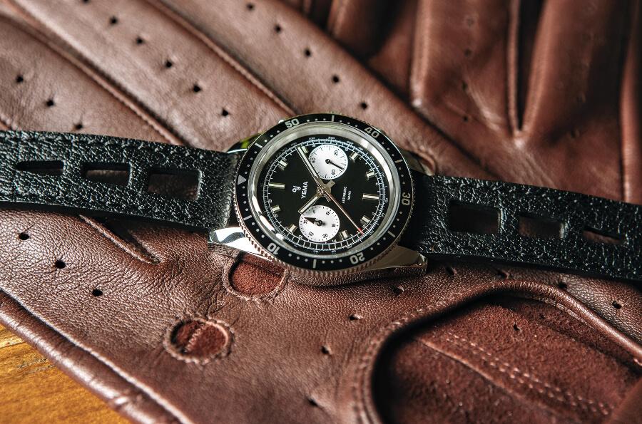 Valjoux 23 Watch