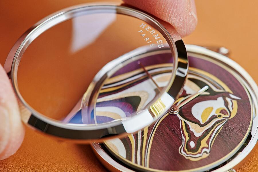 Hermes Case Watch