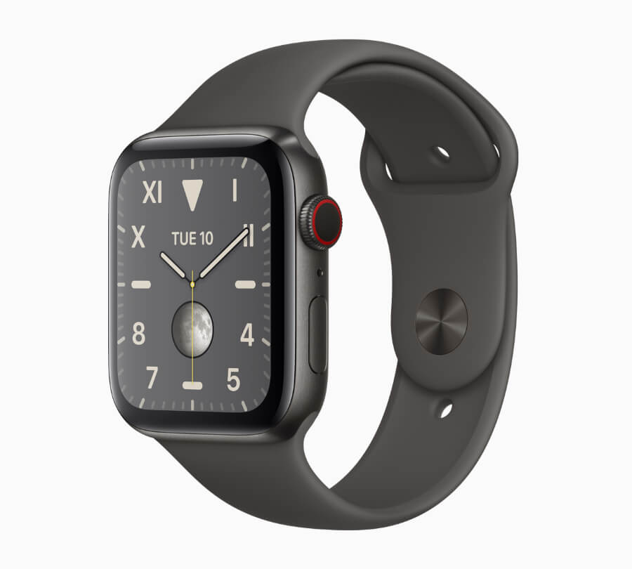 2019 Apple Watch Series 5