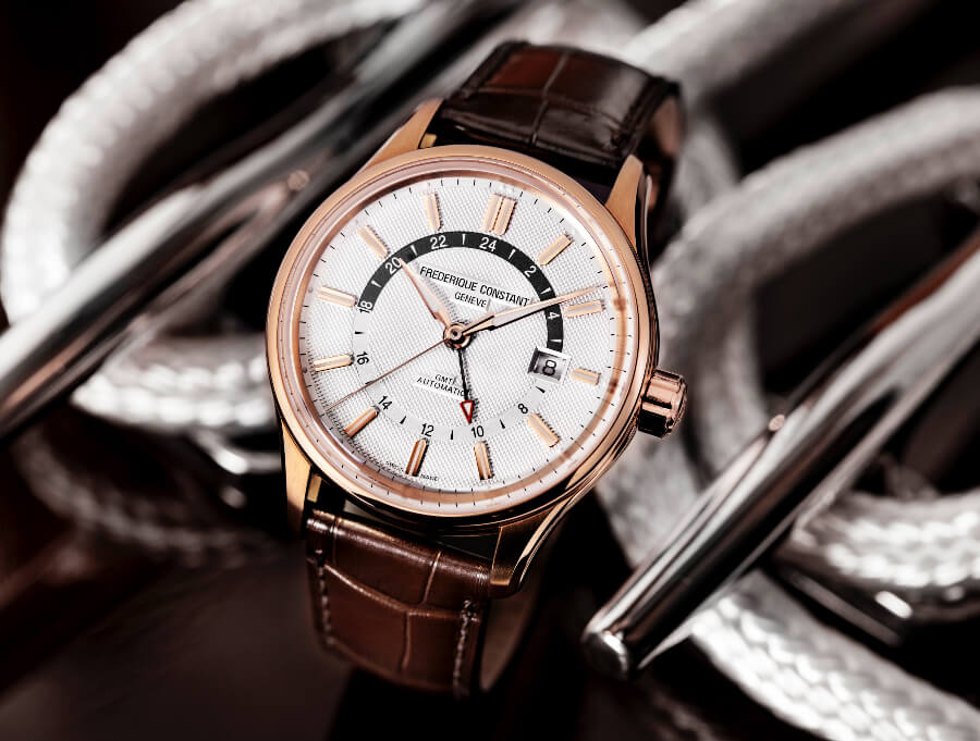 Frederique Constant Yacht Timer GMT Watch Review