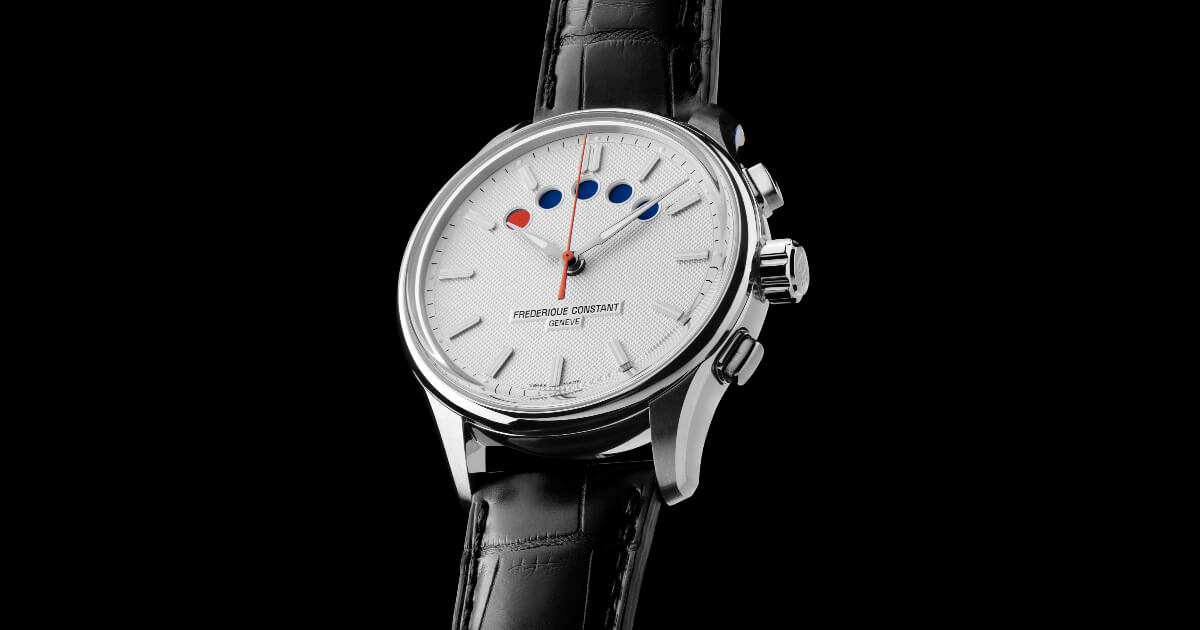 Frederique Constant Yacht Timer Regatta Countdown (Price and Specifications)