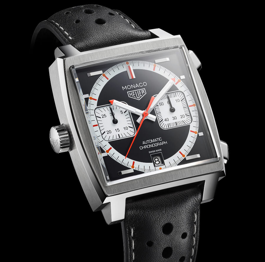 The New TAG Heuer Monaco 1999–2009 Limited Edition