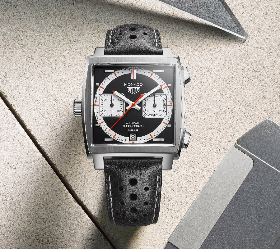 The Original TAG Heuer Monaco 1999–2009 Limited Edition