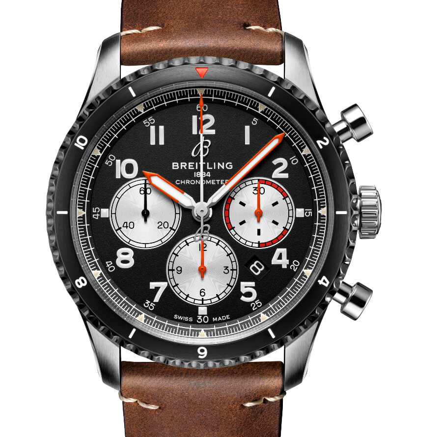 The New Breitling Aviator 8 B01 Chronograph 43 Mosquito