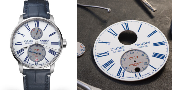 Ulysse Nardin Marine Torpilleur Monaco Yacht Show Limited Edition (Price & Specifications)