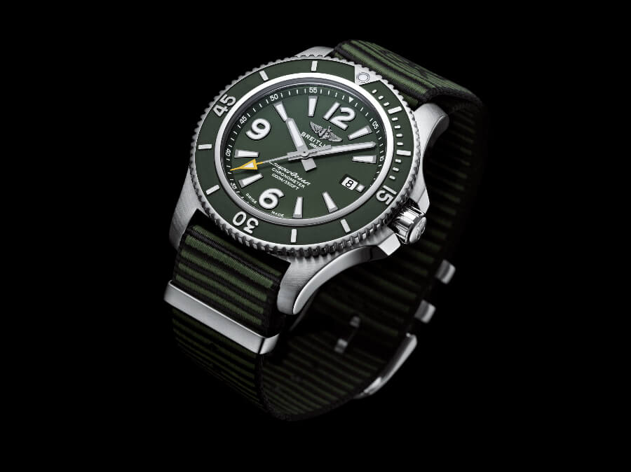 Breitling Superocean Automatic 44 Outerknown