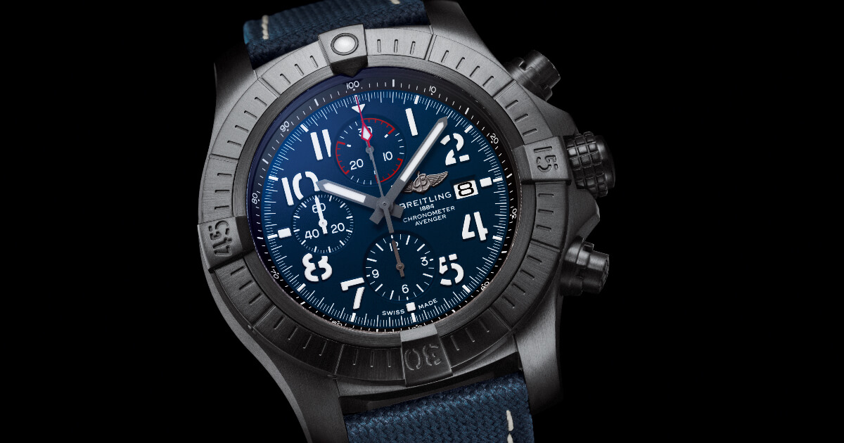 The Breitling Avenger Collection (Prices and Specifications)