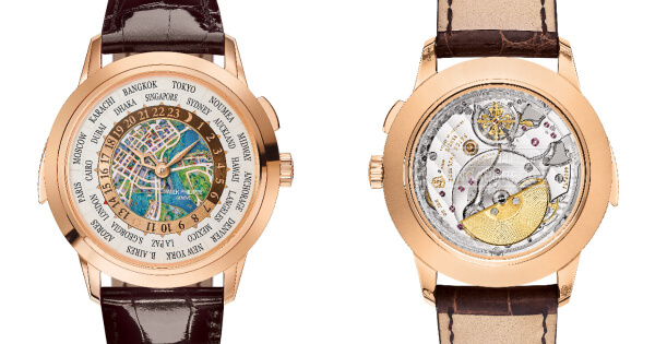 Patek Philippe Ref. 5531R-010 World Time Minute Repeater Singapore 2019 Special Edition