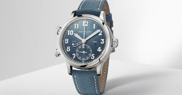 Patek Philippe Ref. 7234A-001 Calatrava Pilot Travel Time Singapore 2019 Special Edition (Price & Specification)