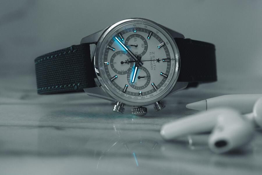 Zenith Chronomaster El Primero C.01 Chronograph