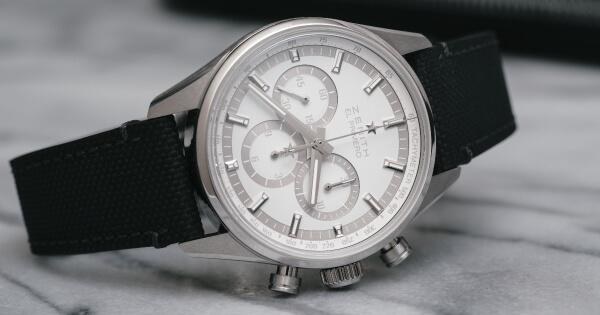 Zenith Chronomaster El Primero C.01 (Pictures & Specifications)