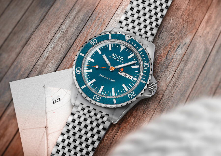 Mido Ocean Star Tribute Special Editions watch Review