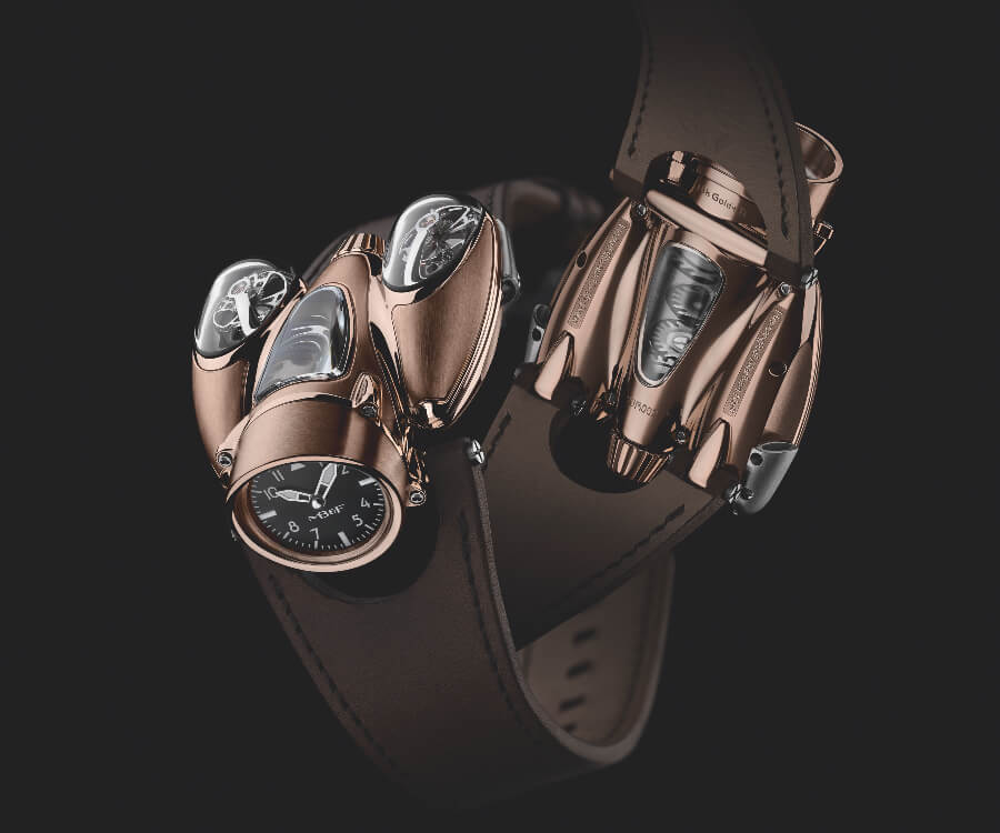 MB&F HM9 Flow Air Edition