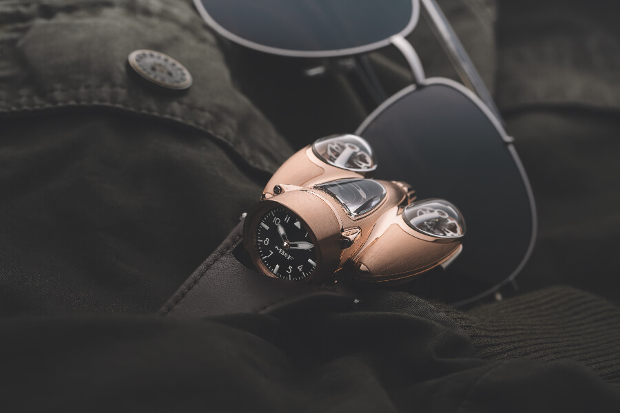 MB&F HM9 Flow Air Edition Watch Review