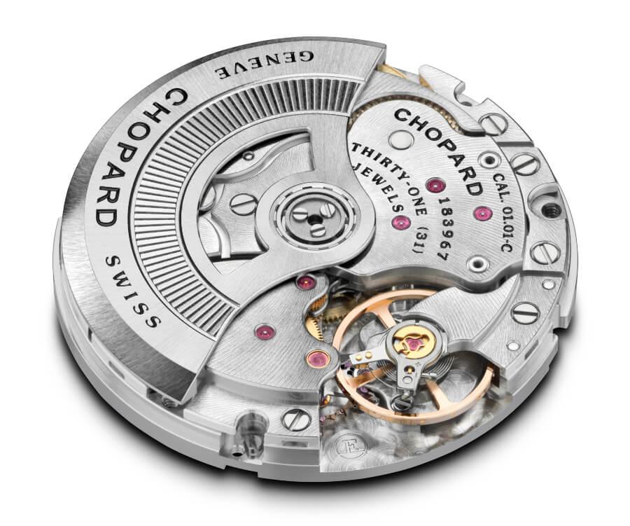 Chopard 01.01-C calibre