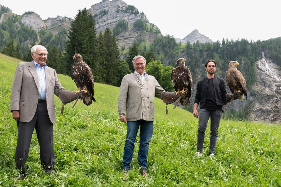 Chopard Karl, Karl-Friderich & Karl-Fritz Scheufele