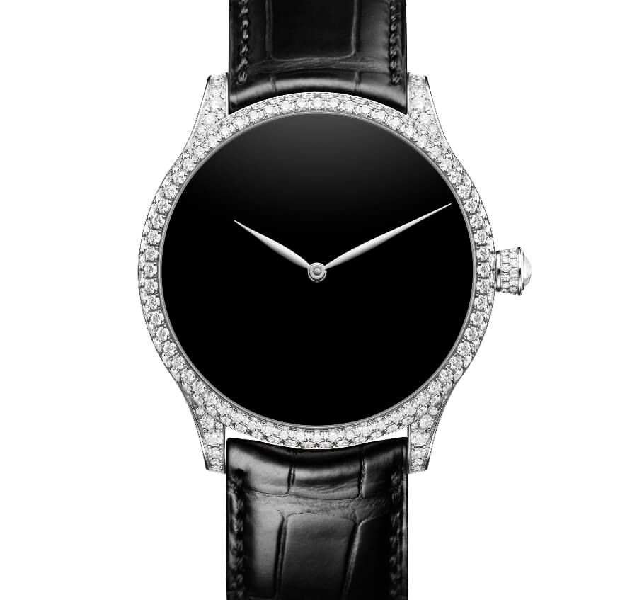 H. Moser & Cie. Venturer Concept Vantablack Diamonds