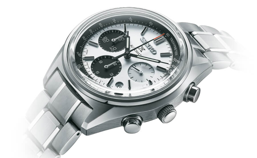 Seiko Automatic Chronograph 50th Anniversary Limited Edition