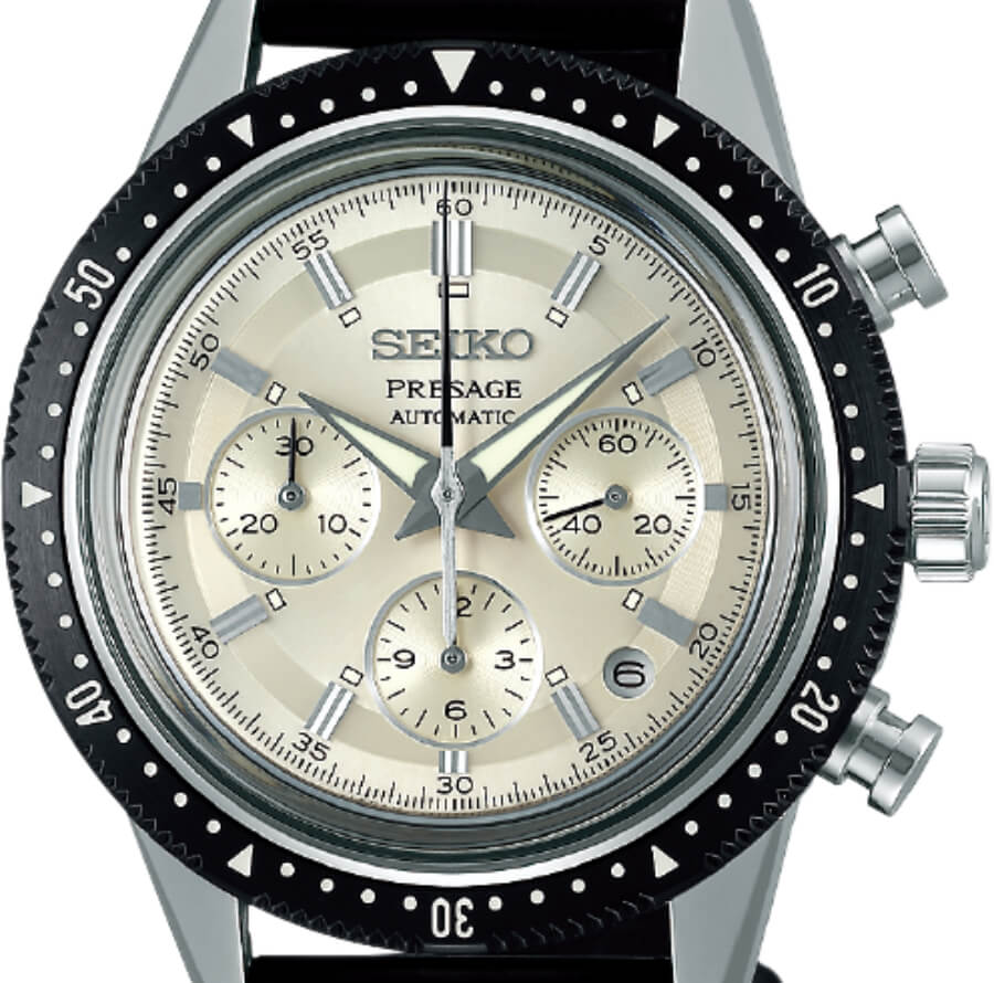 Seiko Chronograph 55th Anniversary Limited Edition
