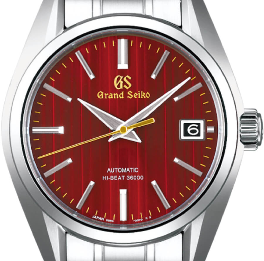 The New Grand Seiko Heritage Collection Limited Edition