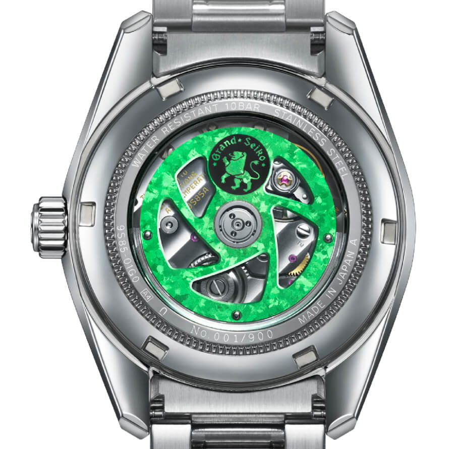 Grand Seiko Heritage Collection Limited Edition Movement