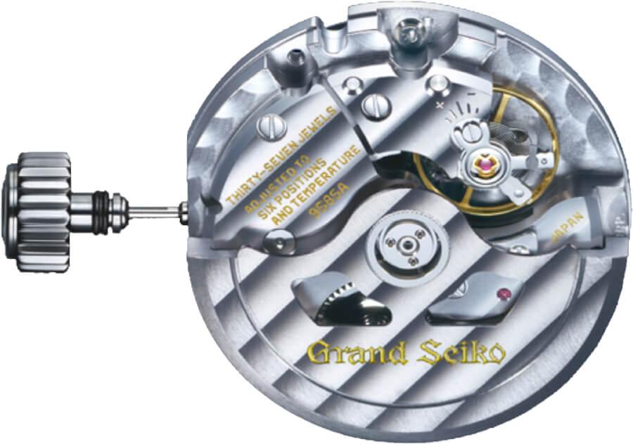 Grand Seiko Cailber 9S85