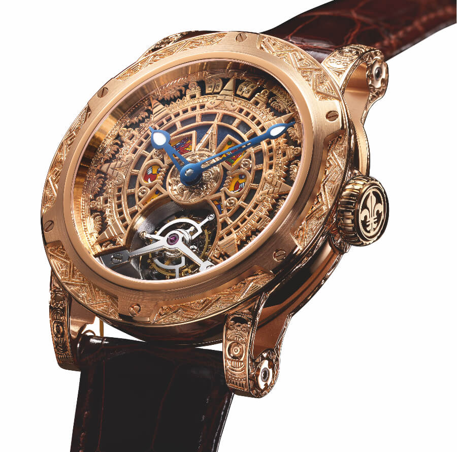 Louis Moinet Only Mexico Watch Review