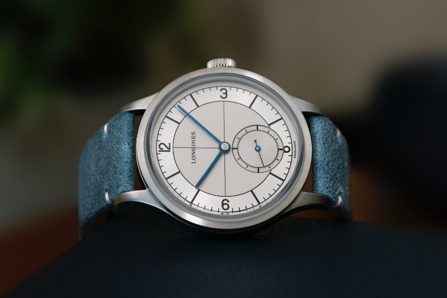 Longines Heritage Classic Vintage Watch