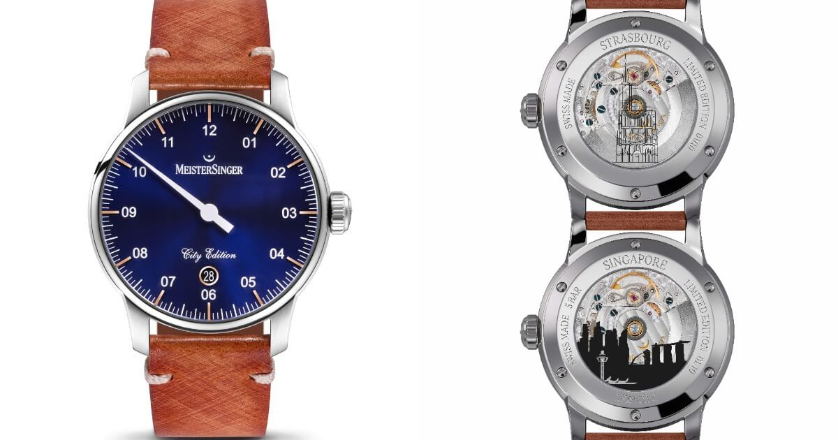 MeisterSinger City Edition 2019 (Price & Specs)