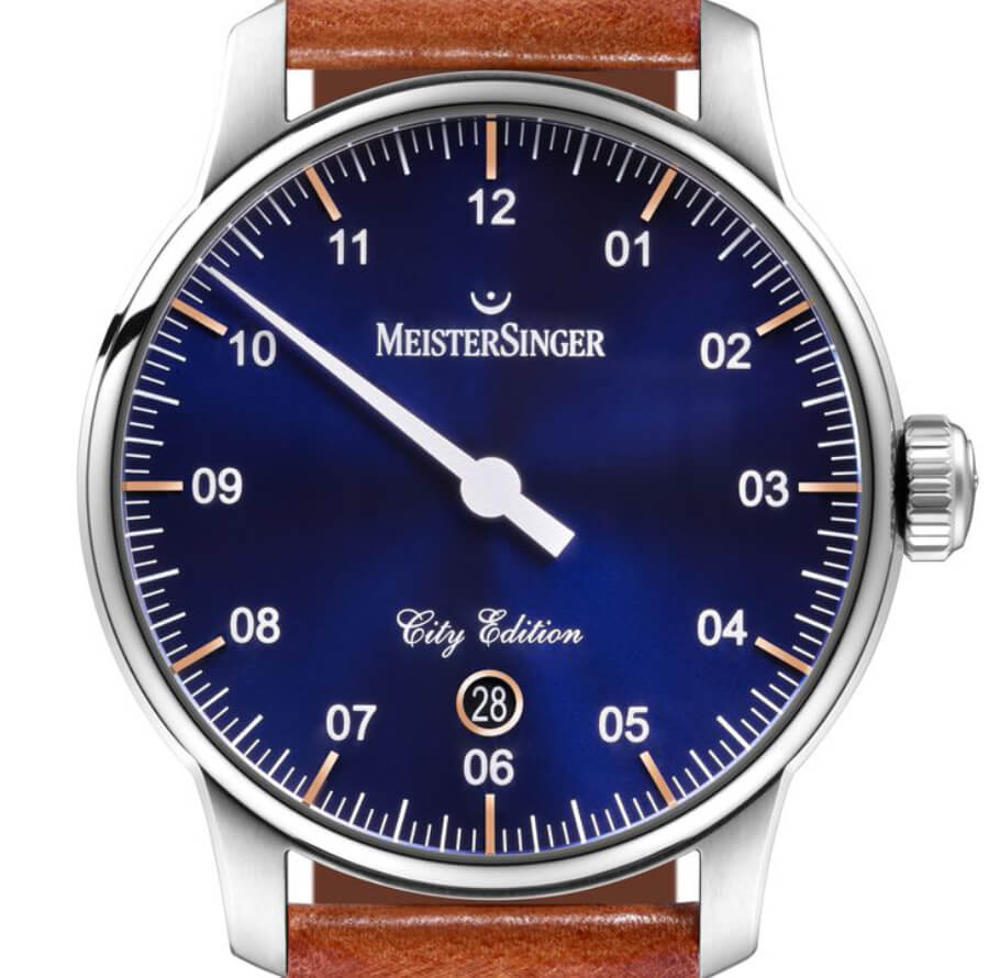 The New MeisterSinger City Edition 2019