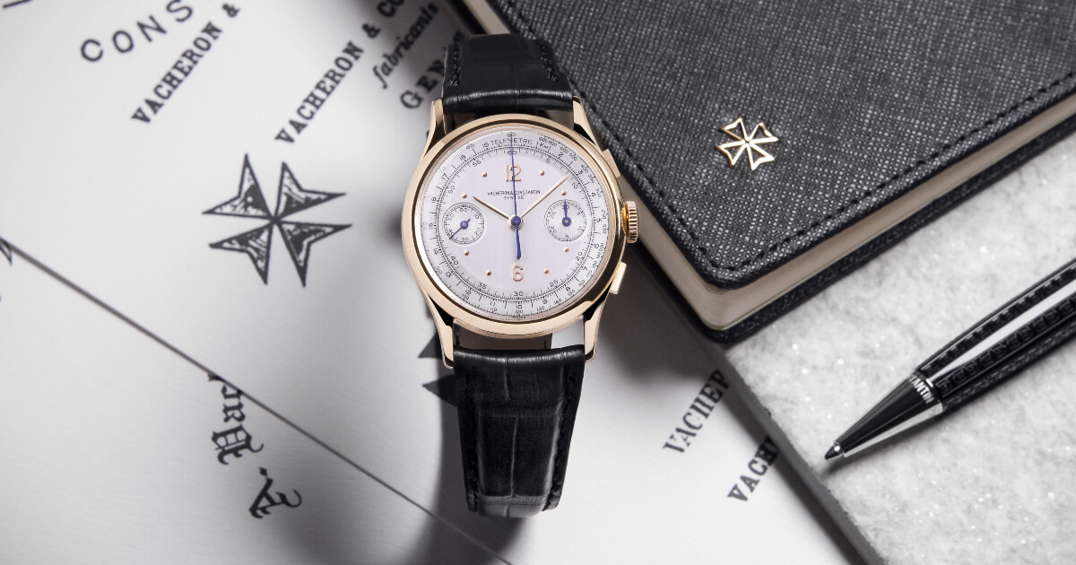 Vacheron Constantin Les Collectionneurs Event, Paris From October 1st to October 31st 2019