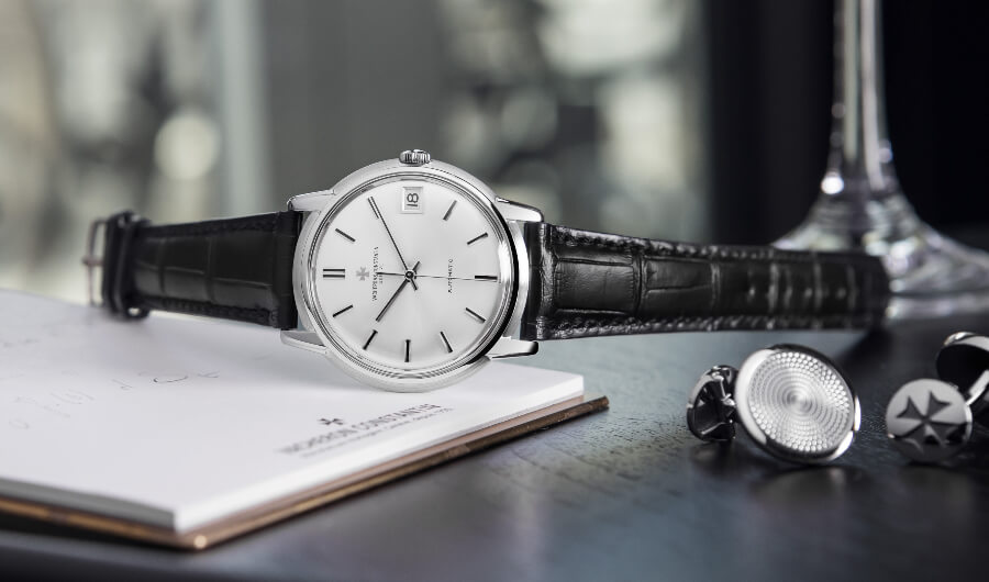 Vacheron Constantin White Gold Platinum Dress Watch